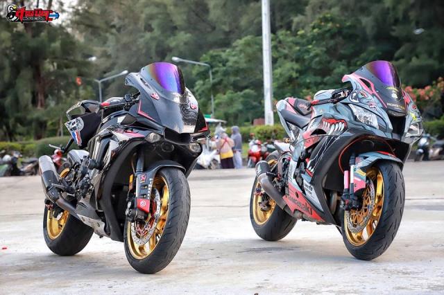 Kawasaki ZX10R do chat choi do dang cung chu xe dep trai - 3