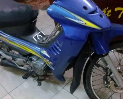 Len xe tay ga nen can ban xe so 125cc Suzuki ShogunR - 3