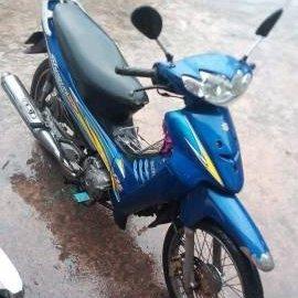 Len xe tay ga nen can ban xe so 125cc Suzuki ShogunR - 4