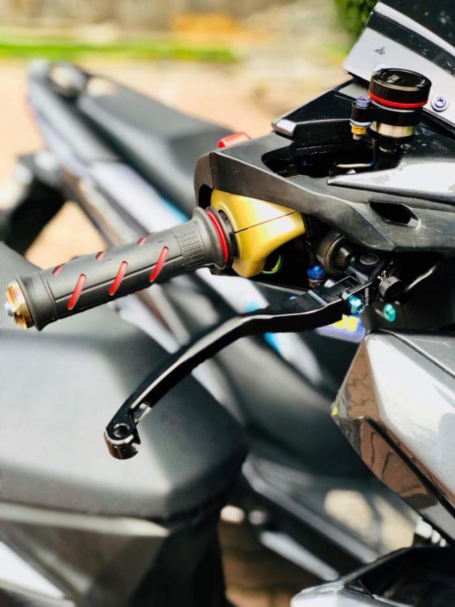 Vario 150 do phuoc xeo phong cach Ducati vua ra mat ban do moi - 5