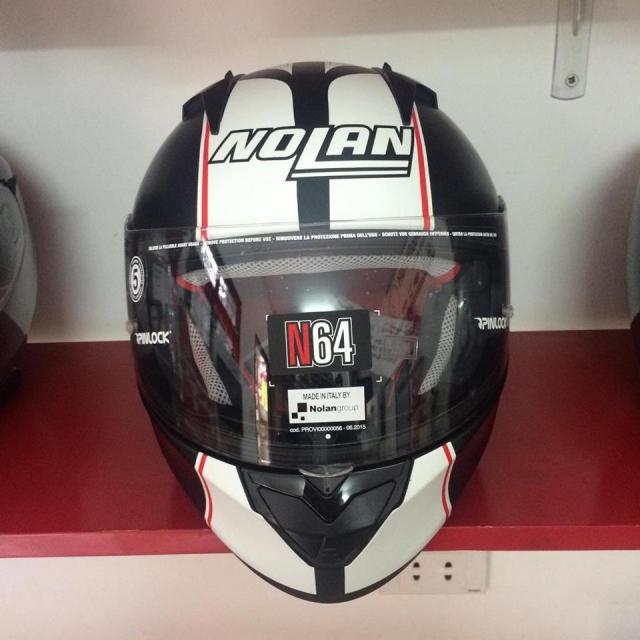 Nolan N64 MotoGP Flat Black - 4