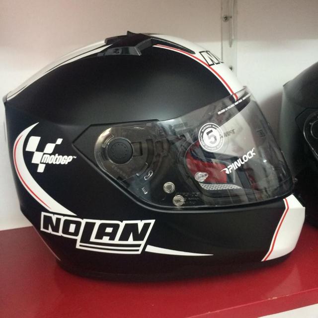 Nolan N64 MotoGP Flat Black - 5