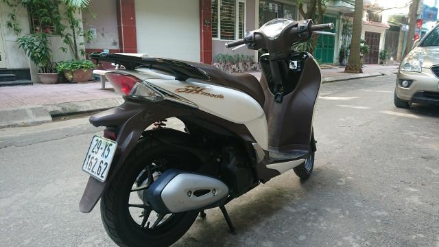 Rao ban Honda Sh mode 2014 Trang Sport chinh chu bien Vip 16262 - 2