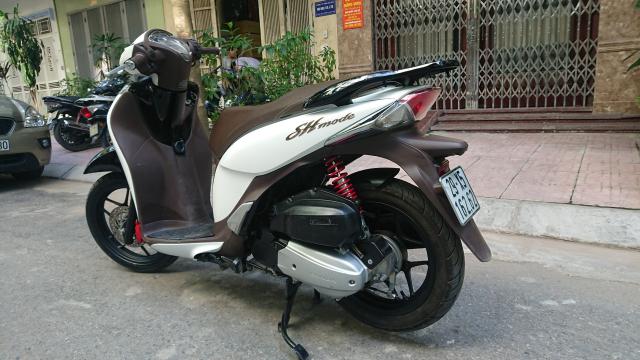 Rao ban Honda Sh mode 2014 Trang Sport chinh chu bien Vip 16262 - 3