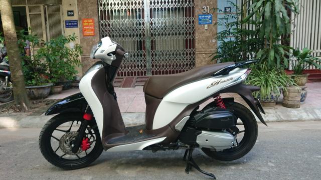 Rao ban Honda Sh mode 2014 Trang Sport chinh chu bien Vip 16262 - 4
