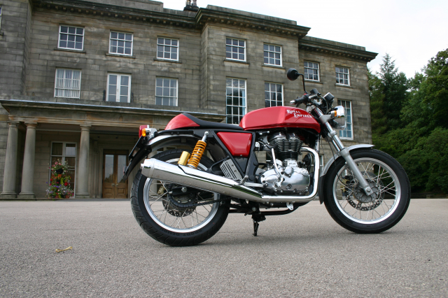 Royal Enfield GT 535 - 5