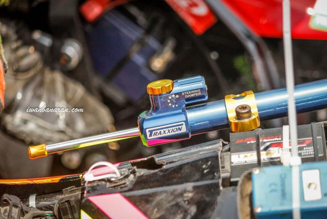 Sonic 150R tren duong dua co the dat toi 25HP - 9