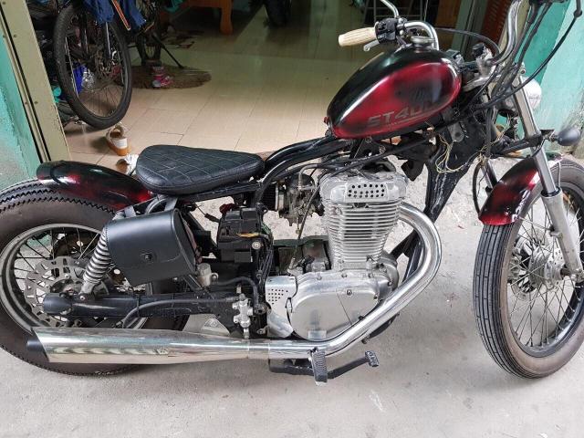 Suzuki st400 do dang chopper may moc mien ban - 4