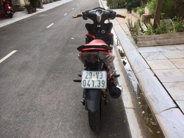 Xe Exciter135 2014 Tay Con 29V04139 di 17000km 23 trieu xe moi coong chinh chu ban - 5