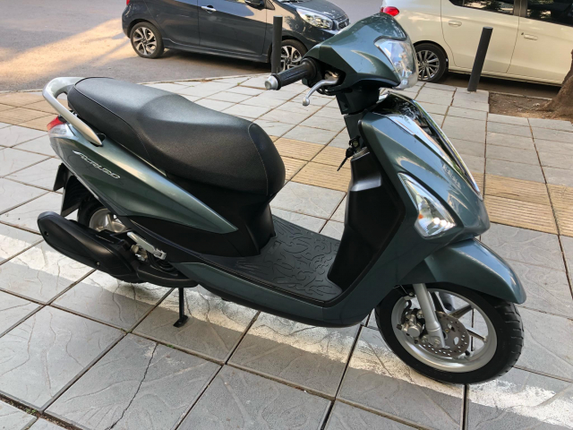 Yamaha Acruzo 125 Fi Eco 2016 moi 99 29S 44219 Cchu nu ban 26500 trieu tai nha rieng bao hanh ng - 4