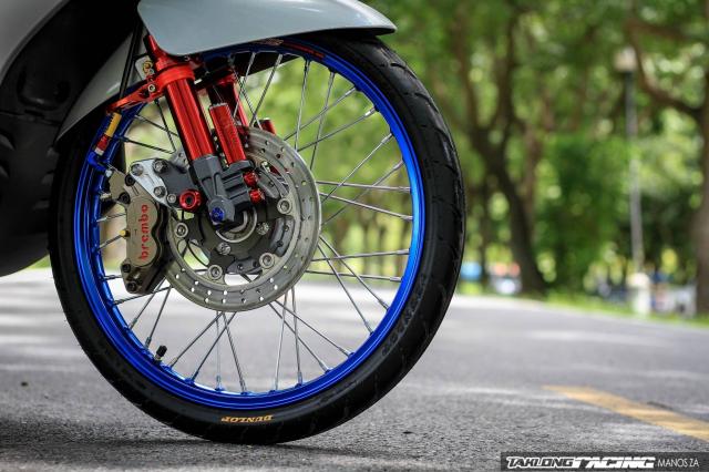 Yamaha Nouvo do chien binh the he dau hoi sinh cuc ac chien - 6