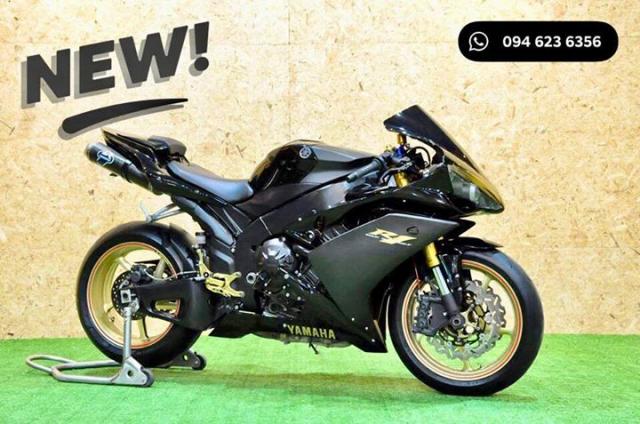 Yamaha R1 2008 Ve dep di cung thoi gian - 9
