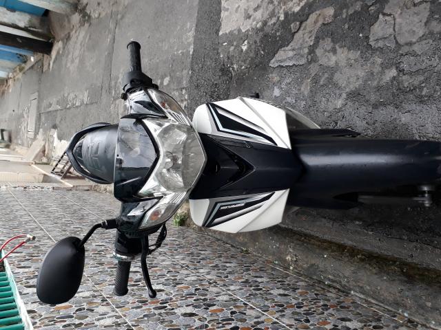 Yamaha Sirius chinh hang tiet kiem xang may Zin dep lung linh po exciter - 5