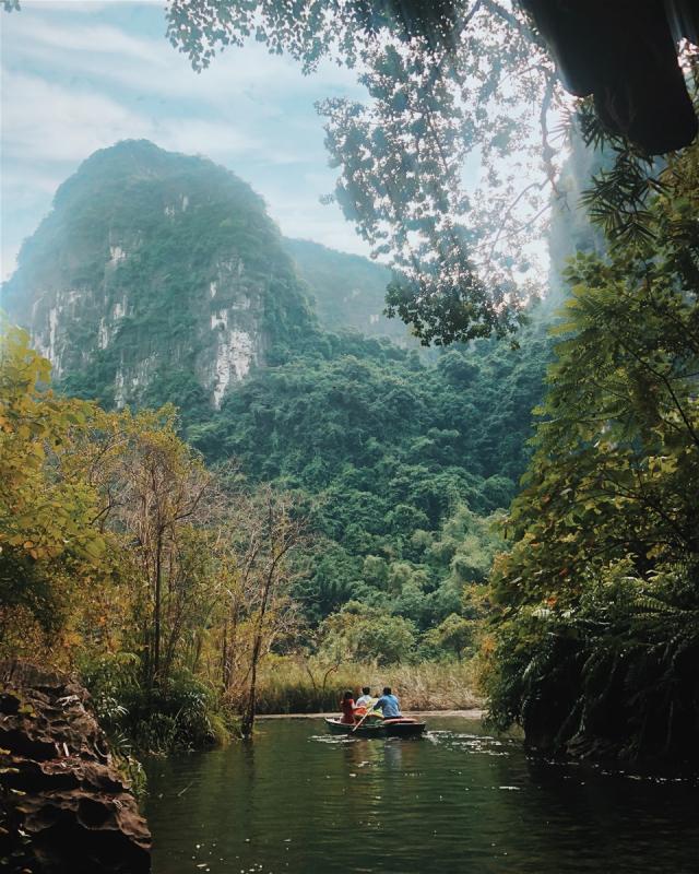 Tien canh tran gian o Ninh Binh duoc co nang 9X chinh phuc - 8