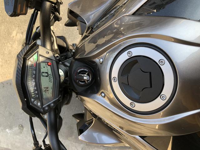 __ Ban kawasaki Z1000 R ban dat biet ABS odo 2200km HQCN DKLD T92018 xe keng nhu xe thung - 8