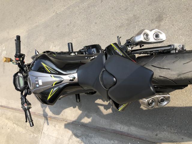 __ Ban kawasaki Z1000 R ban dat biet ABS odo 2500km HQCN DKLD T72017 xe keng nhu xe thung - 11