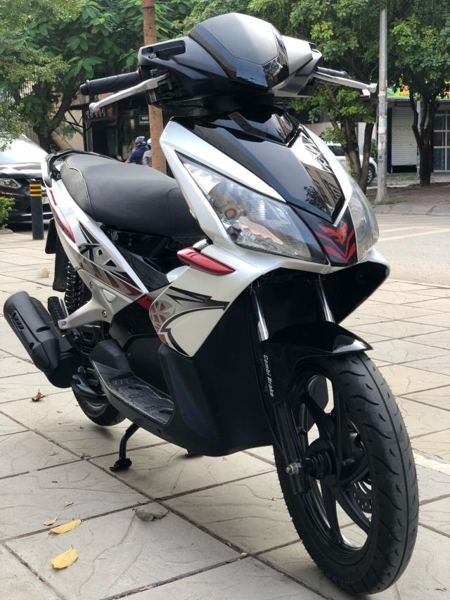 Ban Air blade 110 Fi VN 2010 len full Thai 29X5 16386 vip vip cuc dep zin 29tr cho ai yeu thich - 2