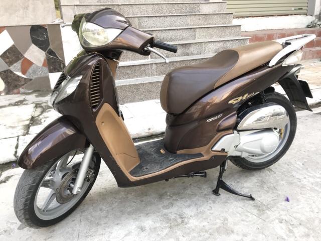Ban honda SH150i Cafe 2009 doi chot sm 015 bs 29G 67425 so gap 76 trieu doi cao chinh chu co thong
