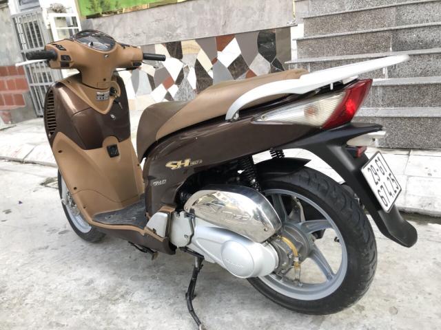 Ban honda SH150i Cafe 2009 doi chot sm 015 bs 29G 67425 so gap 76 trieu doi cao chinh chu co thong - 2