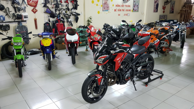 Ban Kawasaki Z900 ABS 42017Chinh hangHiSSSaigon so dep - 7