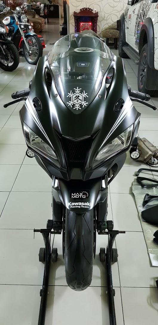 Ban Kawasaki ZX10RR112017Limited EditionChinh HangSaigon - 4