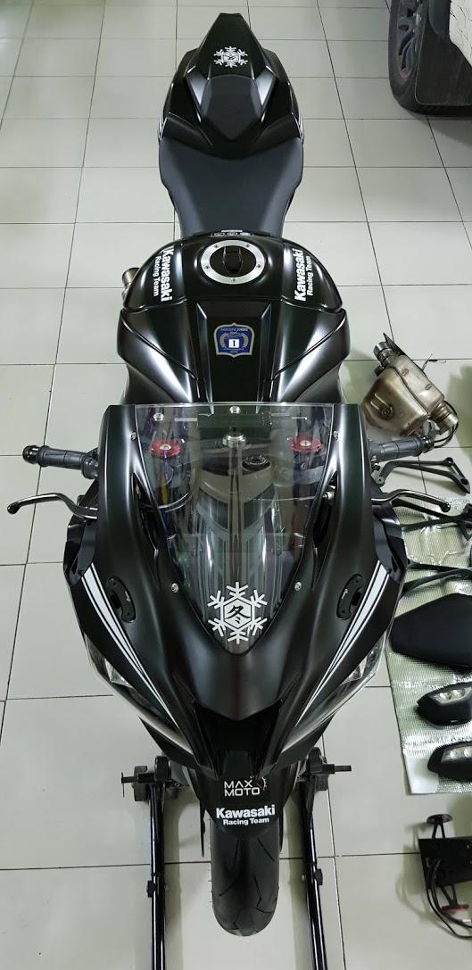 Ban Kawasaki ZX10RR112017Limited EditionChinh HangSaigon - 5