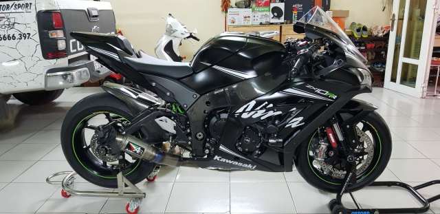 Ban Kawasaki ZX10RR112017Limited EditionChinh HangSaigon - 12