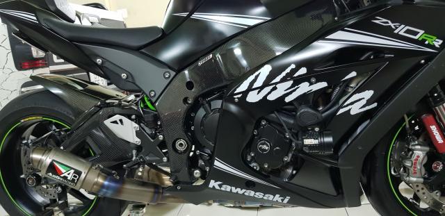 Ban Kawasaki ZX10RR112017Limited EditionChinh HangSaigon - 25
