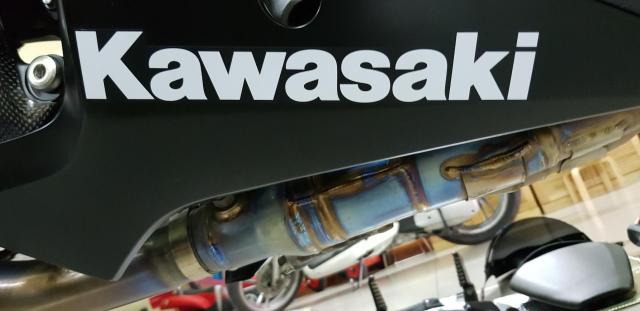 Ban Kawasaki ZX10RR112017Limited EditionChinh HangSaigon - 33