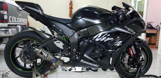 Ban Kawasaki ZX10RR112017Limited EditionChinh HangSaigon - 35
