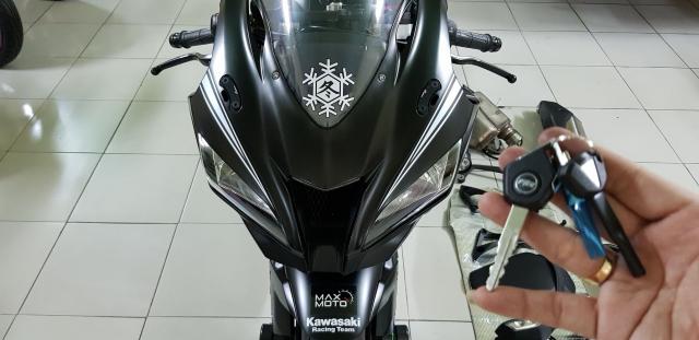 Ban Kawasaki ZX10RR112017Limited EditionChinh HangSaigon - 45