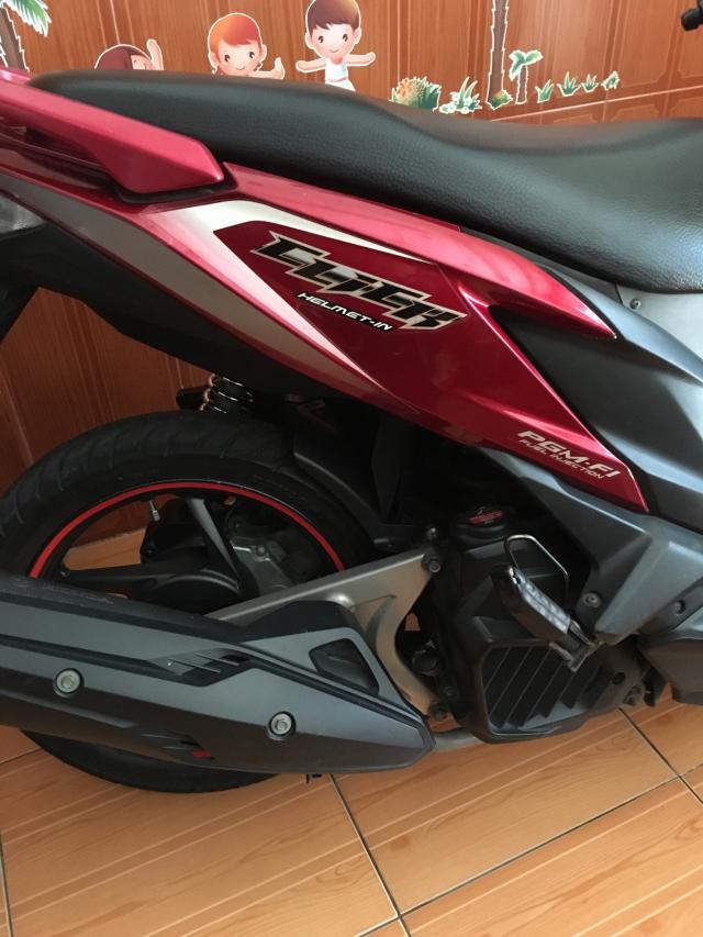 Ban xe click 125 thai doi dau tien 2012 33 trieu