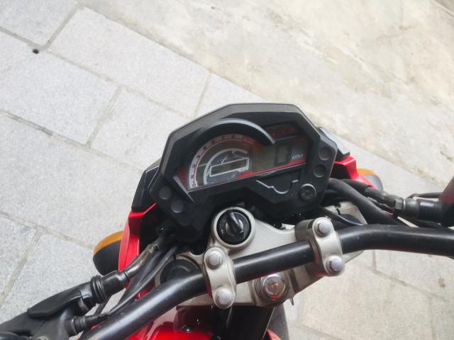 Ban xe FZS 2014 do chinh chu - 3