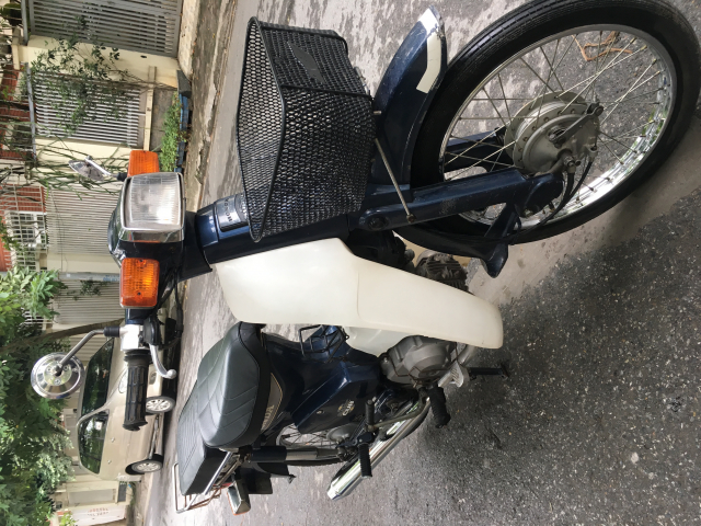Ban xe Honda Cub 82 dk 1995 - 3
