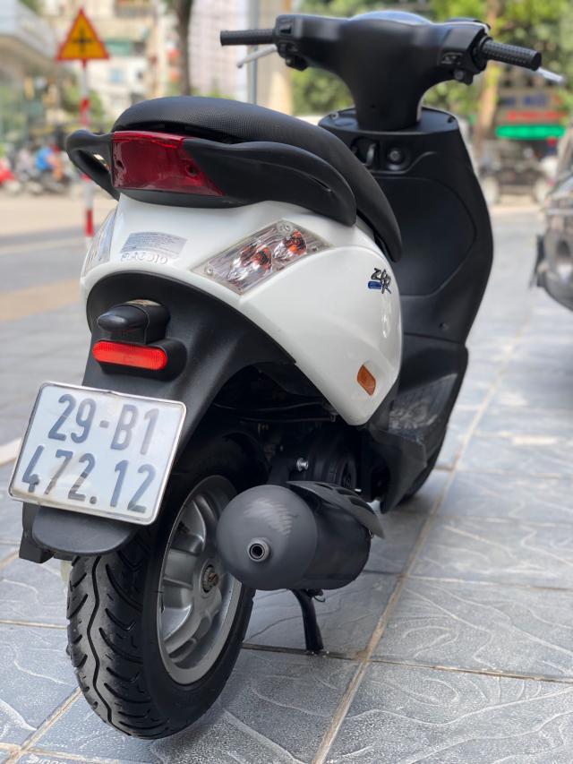 ban Zip100 Viet nam 2015 bs 29B 47212 mau trang dung 12k km 21tr500 chinh chu nu giu gan nhu moi