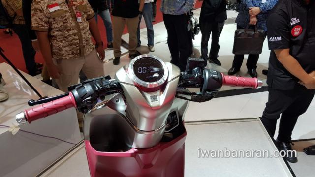 Bat ngo Honda Vario 110 2019 ra mat voi phien ban Concept - 4