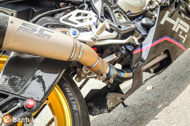 BMW S1000RR ve dep khong co doi thu tu ban do dat tien tren dat Viet - 15