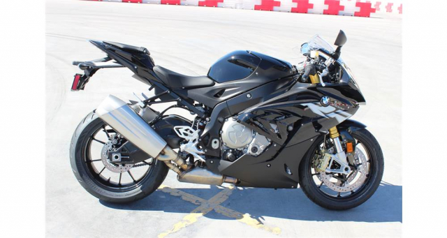 CAN BAN BMW S1000 RR DATE 2018 MAU DEN - 6