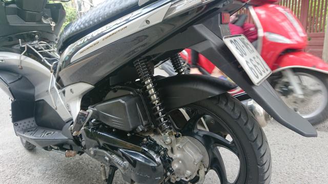 Can ban Honda Airblade fi 2010 vanh 6 nan chinh chu chat luong nguyen ban - 2