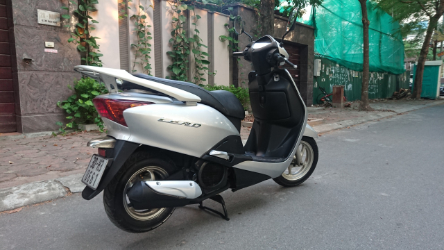 Can ban Honda Lead Fi 2009 Ghi bac nguyen ban chinh chu dung - 3