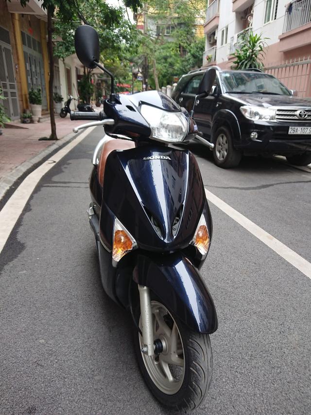 Can ban Honda Lead Fi 2010 xanh tim ho so goc nguyen ban chinh chu dung