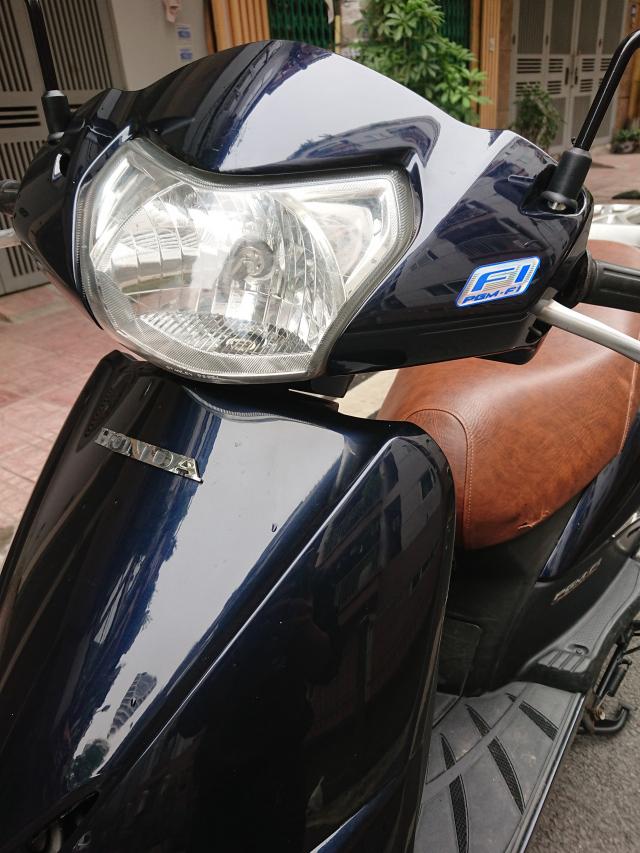 Can ban Honda Lead Fi 2010 xanh tim ho so goc nguyen ban chinh chu dung - 5