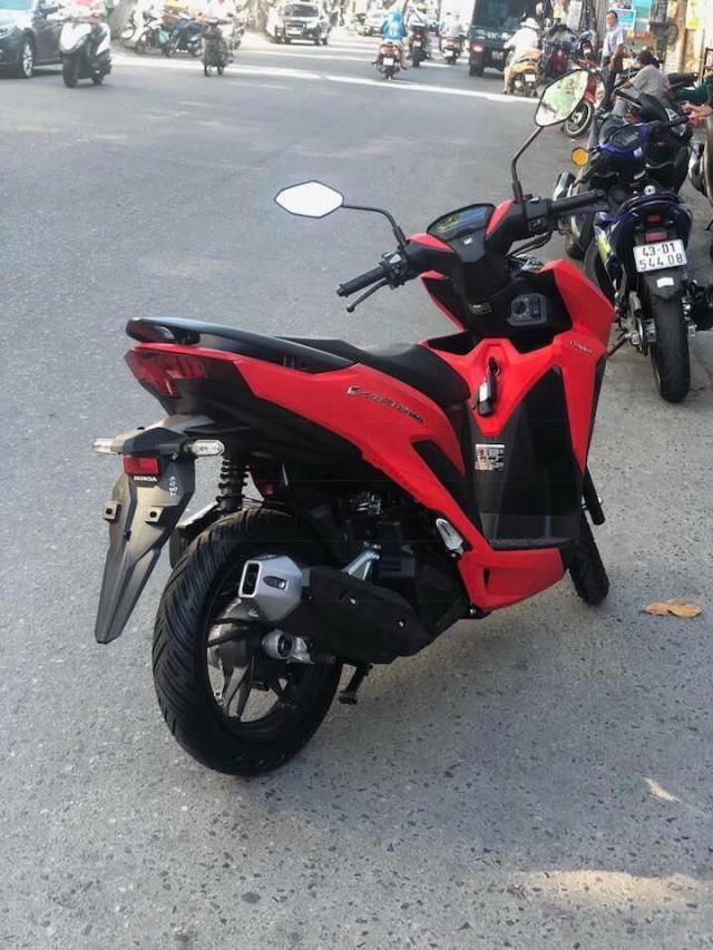 Can thanh ly xe HONDA VARIO 125 mau do nhap khau chinh hang moi 99 - 9