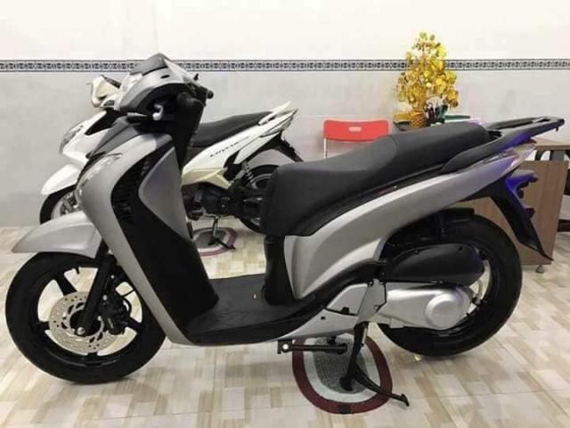 Chuyen thanh Ly Cac loai xe Honda Sh150i ABS Nhap khau 2018 Gia re Uy Tin Giao hang Toan Quoc - 3