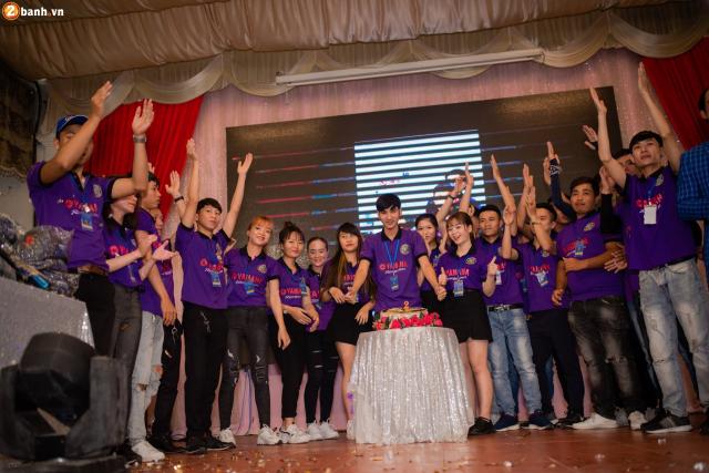 Club Exciter 92 Thang Binh 2 nam hinh thanh phat trien