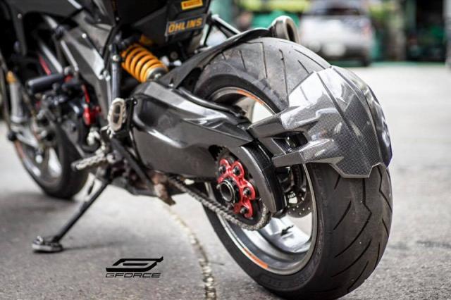 Ducati Multistrada 1200 day me hoac voi than hinh full Carbon - 7