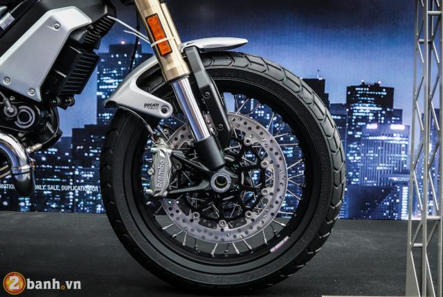 Ducati Scrambler 1100 Special gia tu 448 trieu Dong xuat hien trong ngay ra mat phim Venom - 8