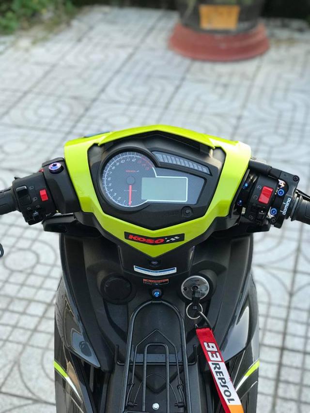 Exciter 150 do don gian nhung van loi cuon nguoi xem cua biker Vung Tau - 5