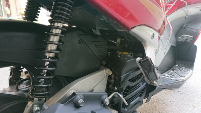 Honda Airblade fi 2010 chuan doi cuoi nguyen ban rat on dinh