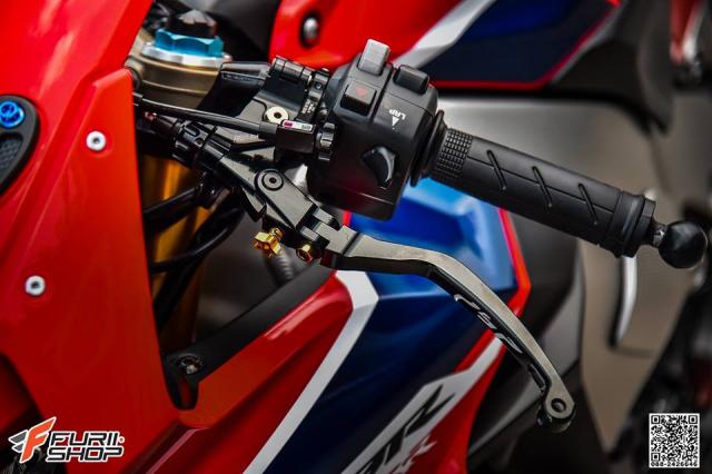 Honda CBR1000RR SP Ve dep nhuc nhoi tu sieu pham duong pho - 5